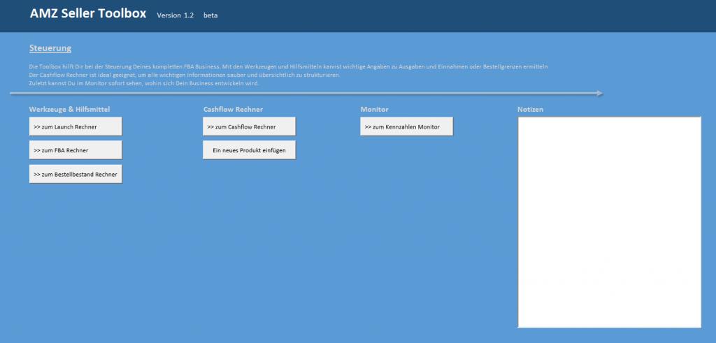 AMZ Seller Toolbox Screenshot