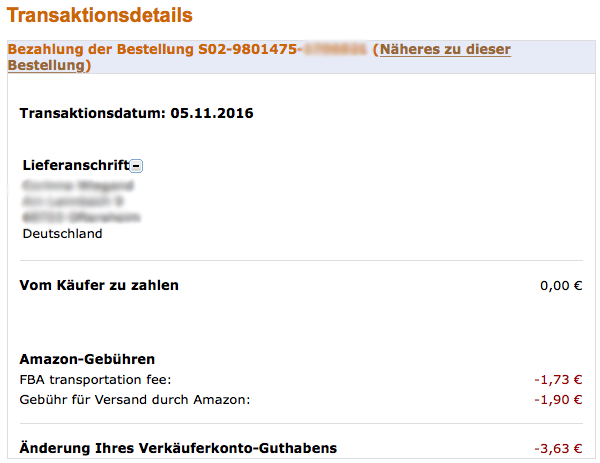 ebay und amazon fba ein dreamteam teil 2 testkauf. Black Bedroom Furniture Sets. Home Design Ideas