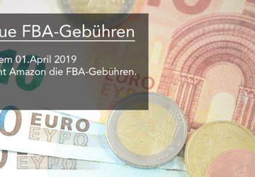 FBA-Gebühren