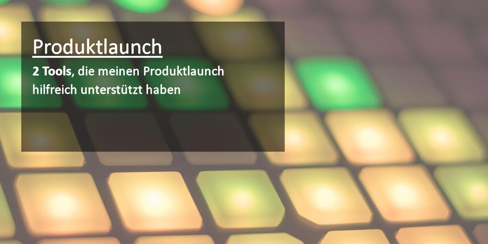produktlaunch