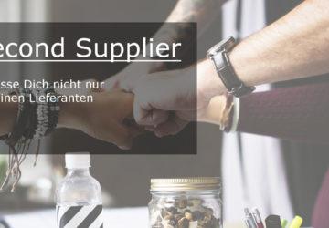 second supplier
