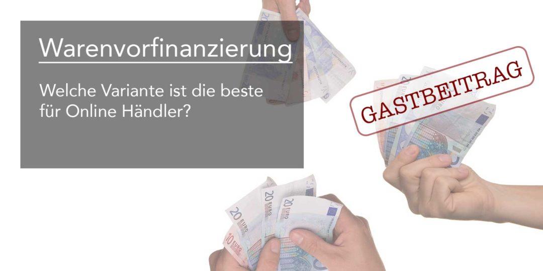 Warenfinanzierung